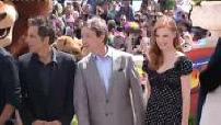 """Festival de Cannes : photocall du film """"Madagascar 3"""""""