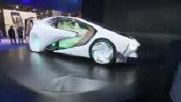 CES: Faraday future FF91 / Mercedes C 63 AMG S / Toyota-i concept