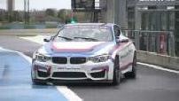 Essai la BMW M4 GT4