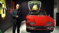 Plateaux - Découverte : l'univers de Lamborghini