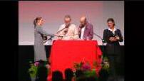 Awards Festival Alpe d'Huez (extracts closing ceremony)