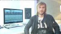 Itw David Guetta avant sa première partie au Stade de France