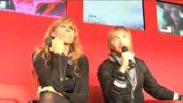 """Conférence de presse David et Cathy Guetta pour promo soirée """"Fuck me i'm famous"""" du 25 juin 2010"""
