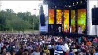 M6 live : concert gratuit en plein air de Yannick Noah