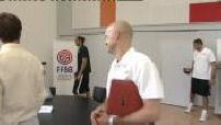 Préparation des championnats d'Europe de basket : ITW Joakim Noah / Nicolas Batum [2/2]