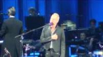 Musique : entretien avec Sting et extrait de son concert à Bercy avec un orchestre philarmonique