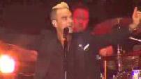 Concert de Robbie Williams pour les dix ans de règne du Prince Albert II de Monaco
