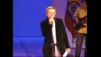 Renaud support concert for Ingrid Betancourt