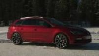 Test Ateca Seat and Seat Leon Cupra ST 4 Drive