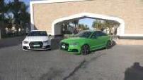 Essai : l'Audi RS3