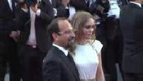 Festval Cannes White festival on the red carpet!