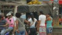 Scènes de rue à Apartado (Colombie)