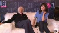 """Festival de l'Alpe d'Huez : interview Pierre Richard et Sophie Marceau pour """"Une voisine si parfaite"""""""