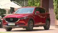 Nouveauté : la Mazda CX-5