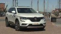 Nouveauté : la Renault Koléos