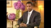 """ITW Denzel Washington pour """"Man on fire"""" et """"Un crime dans la tête"""""""