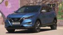 Nouveauté : le Nissan Qashqaï