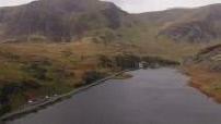 Postcard Wales and Llanfairpwllgwyngyllgogerychwyrndrobwllllantysiliogogogoch