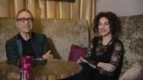 """Interview Alain Chamfort et Camelia Jordana pour """"Elles et lui"""""""