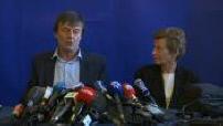 """Notre-Dame-des-Landes : Nicolas Hulot lance """"un appel à la raison"""" lors de sa conférence de presse à Nantes"""