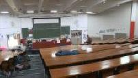 Images des dégradations dans l'université de Tolbiac après l'évacuation