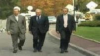 Dominique Strauss-Kahn annonce officiellement sa candidature à la Présidentielle 2007