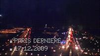 Paris Dernière : (17/12/2009)