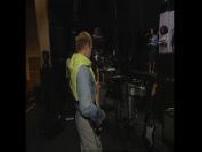 Répétitions du concert de Sting à Las Vegas