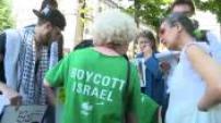Manifestations pro-Gaza en France