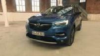 New Opel X Grandland