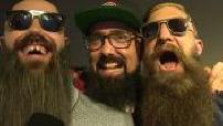 La barbe aux petits soins...