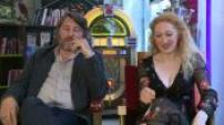 """Interview de Bruno Podalydes et Emeline Bayart pour sortie film """"Bécassine !"""""""