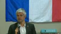 Meeting de Sens Commun en présence de Laurent Wauquiez 2/2