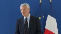 Interview de Bruno Le Maire pour la promotion de la loi Pacte