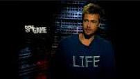 "ITW (junket) Brad Pitt, Robert Redford et Tony Scott pour ""Spy Game"""