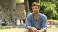"""Interview de Jérémy Frérot pour la sortie de son premier titre solo, """"Revoir"""""""
