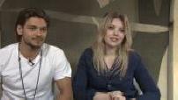 "Interview de Alexandre Castagnetti Heloise Martin et Rayane Bensetti ""Tamara Vol.2"""