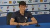 2018 World Cup: press conference benjamin pavard