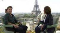 Interview exclusive de Tom Cruise par Nathalie Renoux