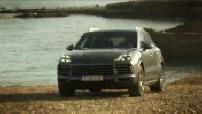 Nouveauté : la Porsche Cayenne
