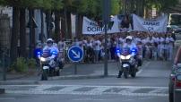 Affaire Guémené : marche blanche à Rennes
