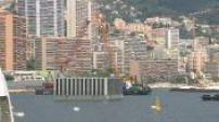 Construction d'un nouveau quartier de luxe sur la mer à Monaco