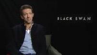 Black Swan: Interview (junket) Vincent Cassel