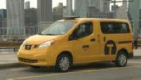 Insolite : les nouveaux taxis new yorkais