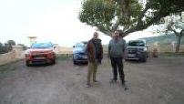 Plateau X Comparaison Volkswagen T-RocCitroën C3 AircrossOpel Crossland X