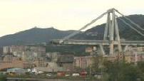 Le pont Morandi s'est effondré à Gênes