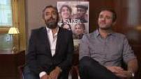 """Itw de Toledano et Nakache pour le film """"Samba"""""""