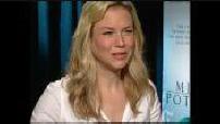 """Interview Renee Zellweger pour le film """"Miss Potter"""""""
