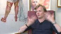 """Interview d'Alex Lutz à propos de son film """"Guy"""""""