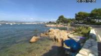 Météo : les nuages se font rares à Antibes